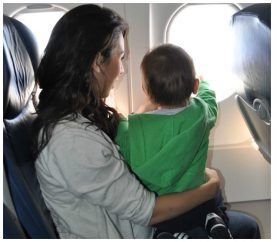 How To Enjoy A Plane Trip With Your Toddler