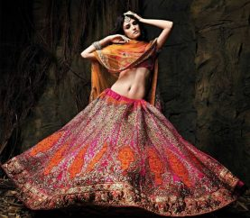 10 Amazing Ways To Drape Your Lehenga Dupatta