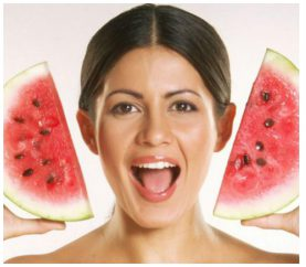 3 Wonderful Beauty Benefits Of Watermelon For Glowing Skin