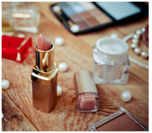 Make-Up Tricks To Save The Day