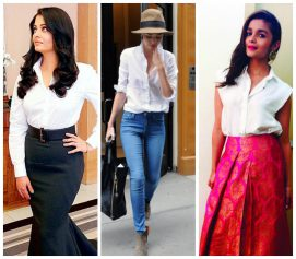 8 Simple Ways To Style The Classic White Shirt That Will Make You Look Super Stylish