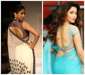 16 Hot Blouse Designs To Be At Your Stylish Best At A Summer Wedding