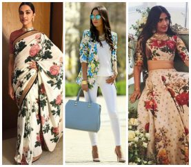 17 Easy And Chic Ways To Look Fresh In Florals This Summer