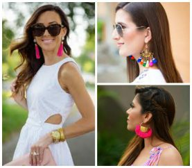 10 Types Of Tassel Earrings You Need To Buy Now!