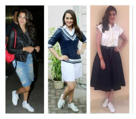 10 Style Tips On How To Wear White Sneakers