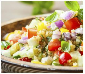 5 Easy And Terrific Salad Recipes For Weight Loss