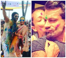 In Pics: Bollywood Celebrities Celebrate Holi In A Grand Style