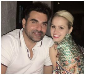 Who's The New Girl In Arbaaz Khan's Life?