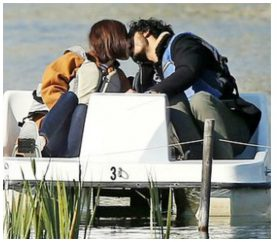 Couple Alert: They Were Spotted Sharing A Passionate Kiss!
