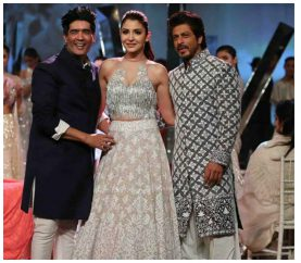 In Pics: When SRK And Anushka Rocked The Ramp