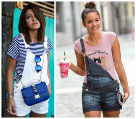 5 Super Cool Ways To Rock The Dungaree Look
