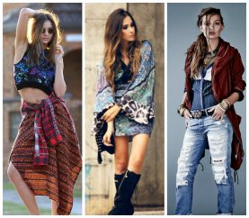5 Amazing Ways To Dress And Look Cool Like A Boho Chic