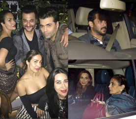 In Pics: Look Who Were Invited To Seema Khan's B'Day Bash