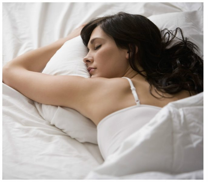 What A Woman's Sleeping Position Reveals About Her