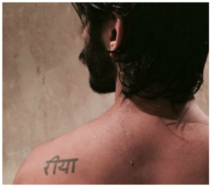 Guess Who's This Star And Who's Name Is On His Back!