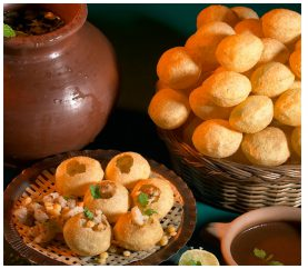 5 Interesting Twists To Your Good Old Pani Puri