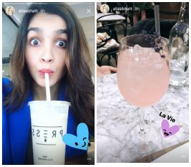 In Pics: See What Alia Bhatt Is Up To In London