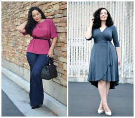 6 Fashion Mistakes That Are Making You Look Bigger Than You Are