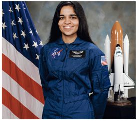 5 Things You Should Definitely Know About Kalpana Chawla