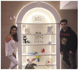 Sneak Peek: Into The Nursery Of Karan Johar's Babies