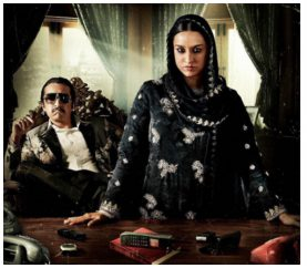 First Look: Shraddha Kapoor Is Giving Out A Stern And Steely Vibe