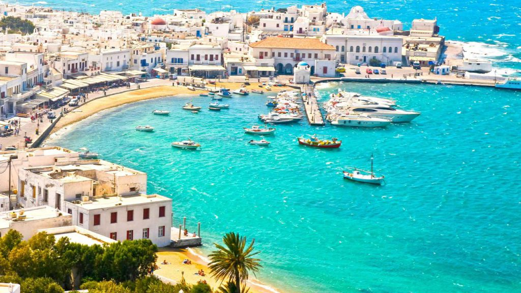 Best Travel Locations in Greece