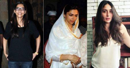 10 Bollywood Beauties Without Make-Up On