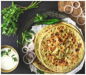 3 Awesome Indian Bread Recipes Your Kids Will Love