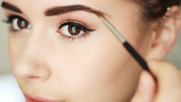 how to do thick eyebrows yourself