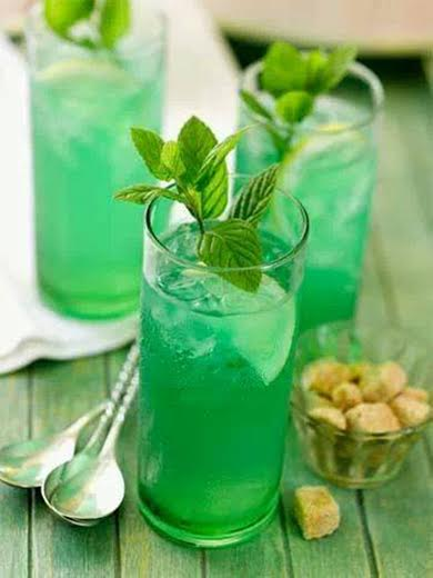 Mocktail Recipes