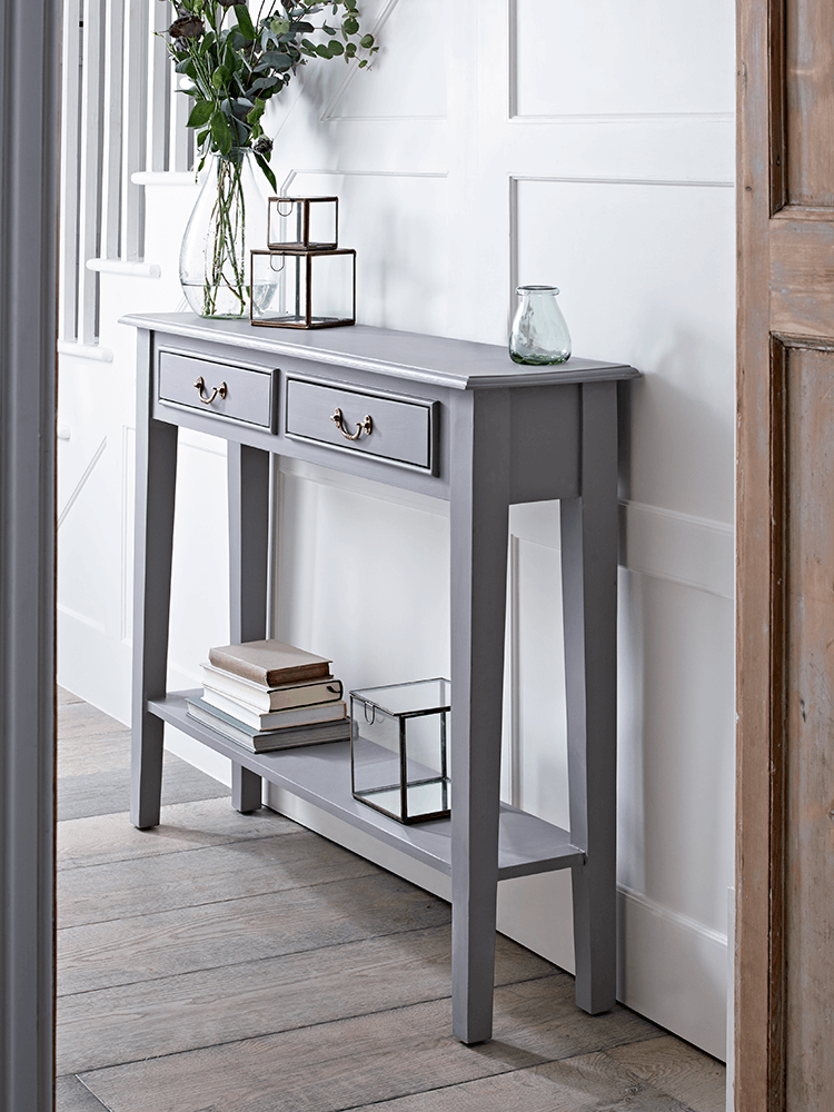 Make The Most Of A Console Table Interiors