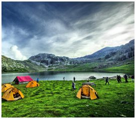 Top 5 Amazing Trekking Places In India For You To Explore