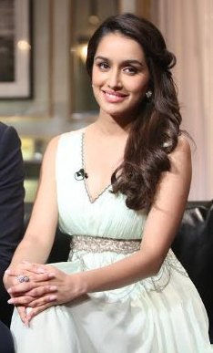 Bollywood Actress - Shraddha Kapoor - Best Dressed - Koffee with Karan 3