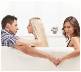 6 Signs Your Man Might Be Cheating On You