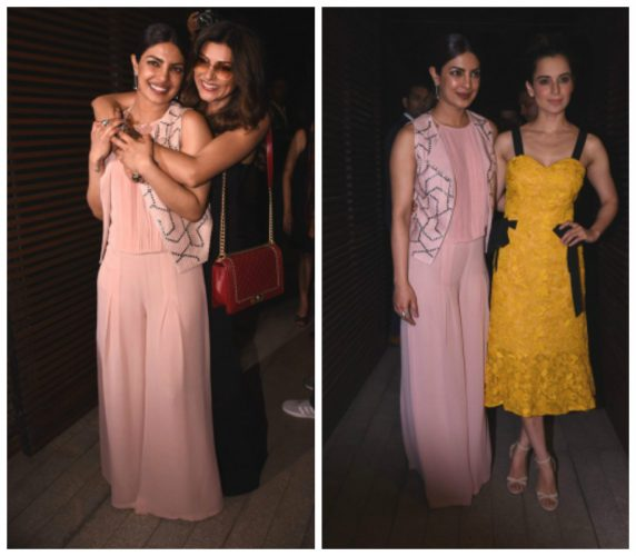 In Pics: Pee Cee's New BFF & Another Star-Studded Homecoming Party