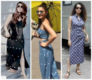 4 Brilliant Ways To Wear The Polka Dot Trend This Summer