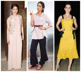 Hot Or Not: This Week's Bollywood Style Score