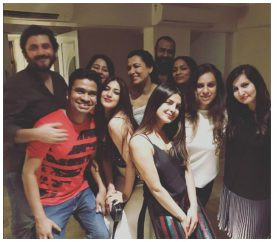 In Pics: Pee Cee Celebrates Her Homecoming With A Star-Studded Dinner Party
