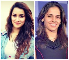 Shraddha Kapoor To Play Saina Nehwal In Biopic