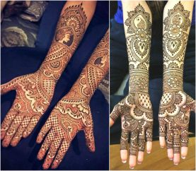 8 Mehendi Designs That Will Make You The Prettiest Bride Ever