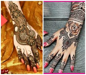 Ramzan Special: Stunning Mehendi Designs To Try This Festive Season