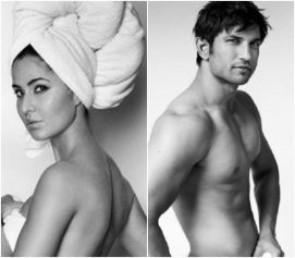 After Katrina Kaif, Sushant Singh Rajput Turns Up The Heat For A Towel Series
