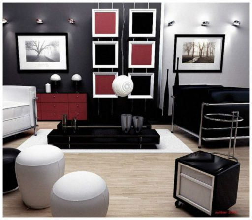 6 Brilliant Ways To Breathe Life Into Your Space With 'Black'