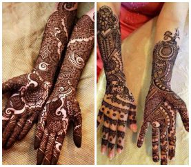 8 Beautiful Mehndi Designs To Enhance Your Natural Beauty
