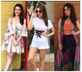 The 6 Times Parineeti Chopra's Outfits Screamed Summer