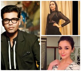 In Pics: Karan Johar Rings His Birthday In Style With Close Friends