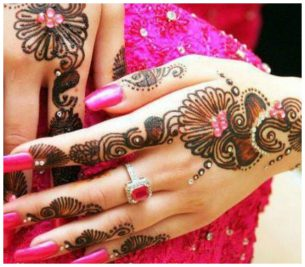 8 Magnificient Mehndi Designs To Accentuate Your Graceful Hands