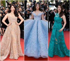 Aishwarya Rai Bachchan's Top 10 Red Carpet Looks That Prove She is A Classic Beauty