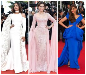 14 Breathtaking Cannes Looks That Prove Sonam Kapoor Is A Global Fashion Icon