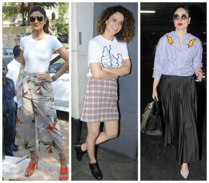 Style Round-Up: What Our Favourite Celebs Wore This Week